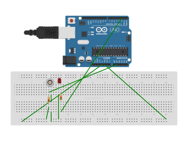 Simple Ir Proximity Sensor