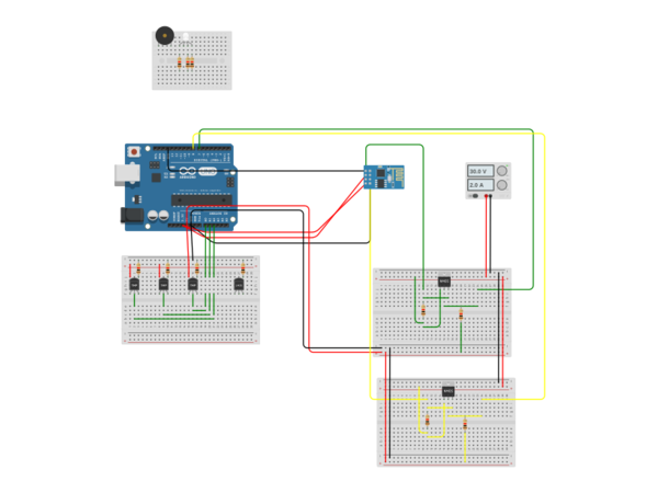 Arduino and esp autodesk circuits