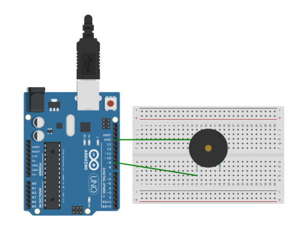 YM2149 sound generator, Arduino and fast pin